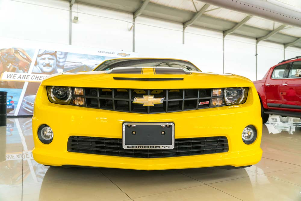 Top 10 Fastest Modern Muscle Cars 2019