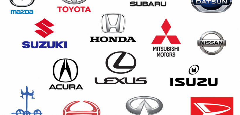 Japanese Car Brands Names List And Logos Carsknowledge